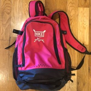 Nike ball bag in good condition